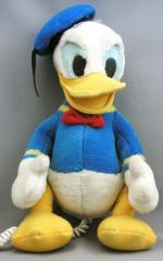The Plush Donald Duck Phone!