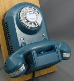 Automatic Electric Type 50 - Blue with Chrome Trim