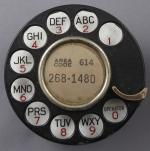 Western Electric 2AB Dial