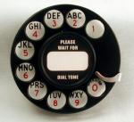Western Electric No 4H Dial