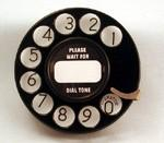 Northern Electric 5H Dial - Numeric